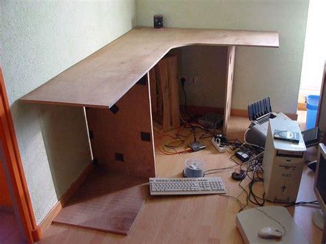 comment fabriquer un bureau mes meubles en cocolife
