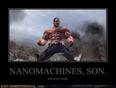 Son Memes - nanomachines son meme memes