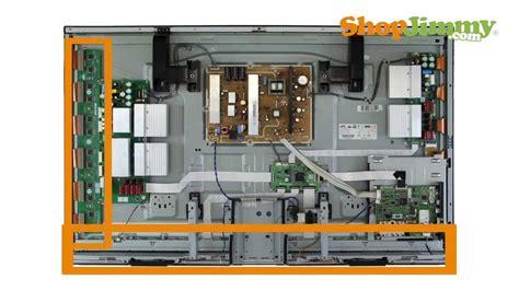 Samsung Plasma Repair Tutorial Identifying