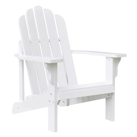 shop shine company marina white cedar patio adirondack