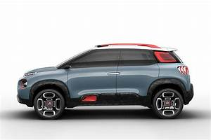 Citroen C Aircross : citroen c aircross concept for 2017 geneva show picasso goes off road by car magazine ~ Gottalentnigeria.com Avis de Voitures