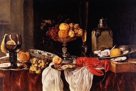 Artbouillon Flemish Food Art An Appreciation