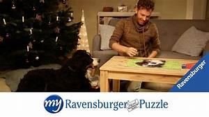 Ravensburger Puzzle Selbst Gestalten : fotopuzzle selbst gestalten my ravensburger fotopuzzle youtube ~ A.2002-acura-tl-radio.info Haus und Dekorationen