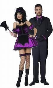 Déguisement Couple Célèbre : d guisement couple femme de chambre et maitre d 39 hotel ~ Melissatoandfro.com Idées de Décoration