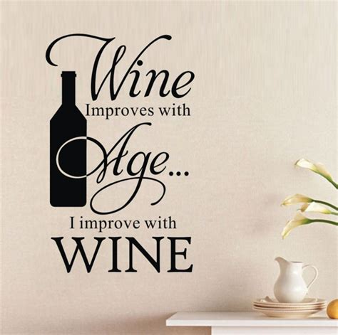 stickers cuisine kitchen wine quotes pixshark com images galleries