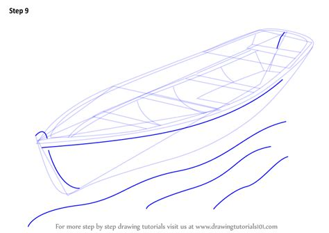 How To Draw A Water Boat by Learn How To Draw A Boat Boats And Ships Step By Step