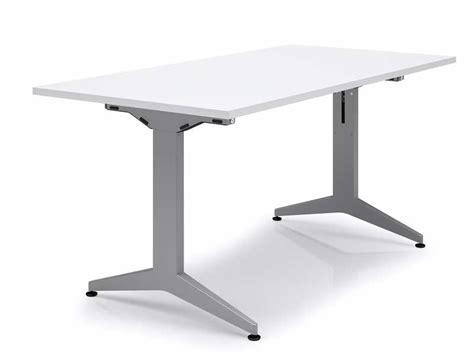 table de bureau pliante tables de réunion polyvalente oyo pliante i bureau