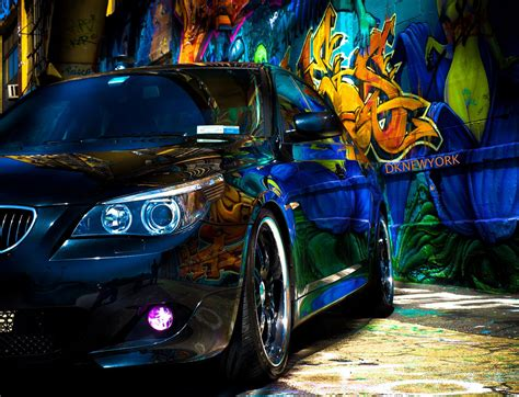 BMW 545i E60 LIC Phun FactoryFront Driver Side | DKNewYork ...