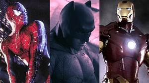 7, Best, Superhero, Costume, Reveals
