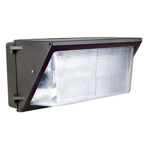 400 watt pulse start metal halide wall pack