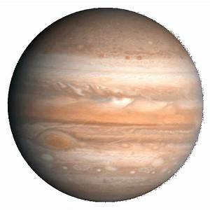 Jupiter in transparent GIF image - Photos of the Planets