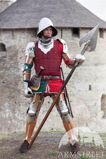 Brigandine Medieval Armor War Hound Knight Armstreet