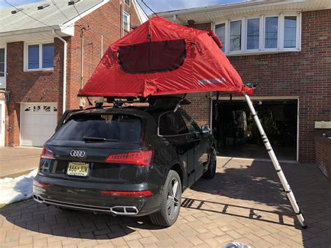 roof top tent  load bar limit audiworld forums