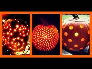 use a drill to carve your pumpkins youtube With drill pumpkin templates