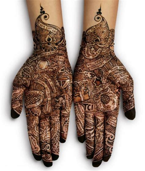 henne mariage henna made in