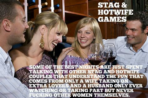 Stag And Hotwife Games