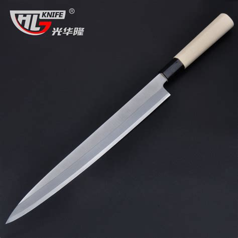 cuisine direct 300mm stainless steel japanese professional sashimi knife