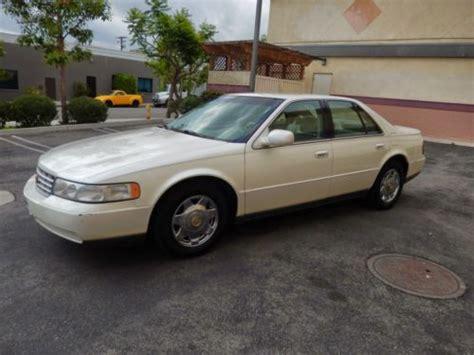 1999 Cadillac Seville Sls by Sell Used 1999 Cadillac Seville Sls 43000 Orig Calif