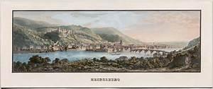Möbel Um Heidelberg : farblithografie heidelberg antike biedermeier m bel britsch ~ Orissabook.com Haus und Dekorationen