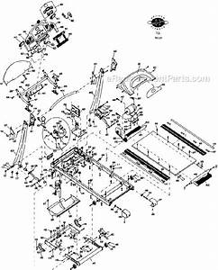 Horizon Fitness T25 Parts List And Diagram