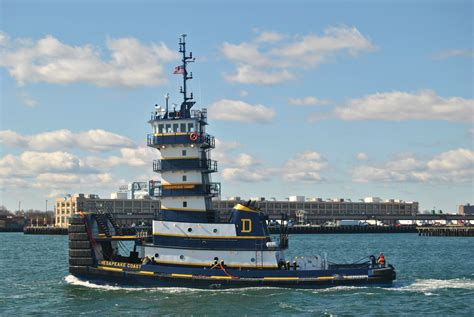 Boat R Gulf Harbour by Chesapeake Coast Tugboat Boston Ma Harbour Official