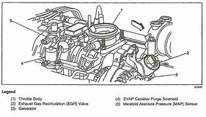 1996 Chevy S10 Blazer Vacuum Line Diagrams  1996  Free Engine Image For User Manual Download