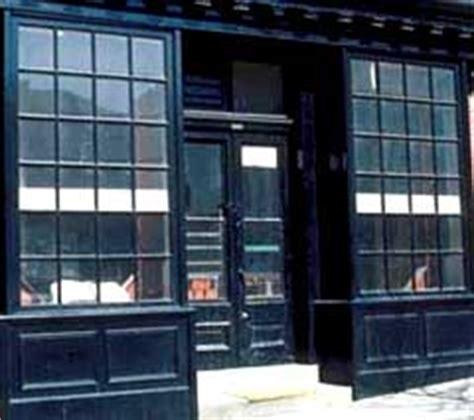 preservation   rehabilitating historic storefronts