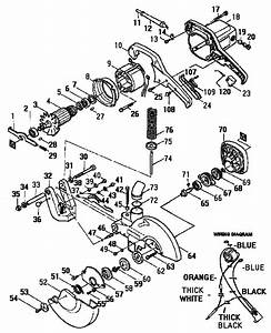 Makita Chop Saw Parts List