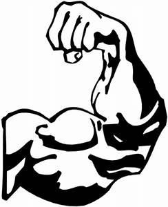 Biceps Clipart | Clipart Panda - Free Clipart Images