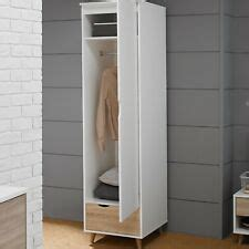 Slim Mirrored Wardrobe by Slim Wardrobe Ebay