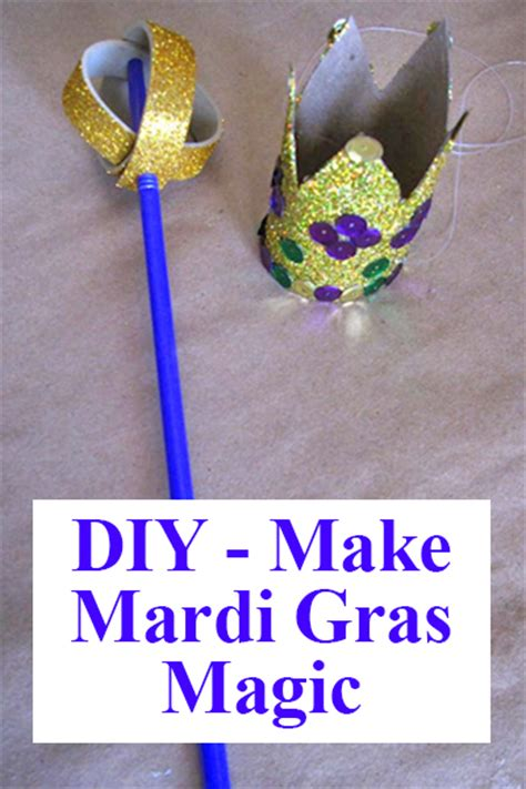 8 mardi gras activities for tip junkie 669 | mardi gras magic wand