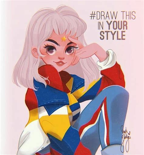 pin  baby girl  art style challenge