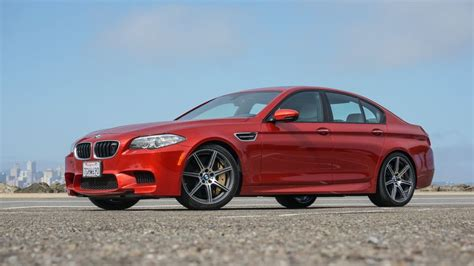 2015 Bmw M5 Review No Boyracer, This Is The Gentleman's