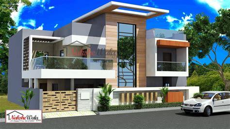 double storey elevation modern house in 2019 modern