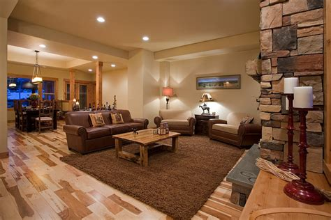 complements home interiors ranch traditional living room portland by