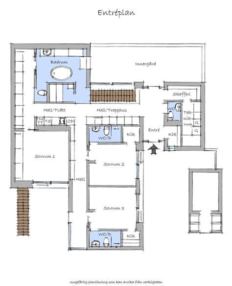modern architecture floor plans world of architecture modern house with minimalist interior design sweden