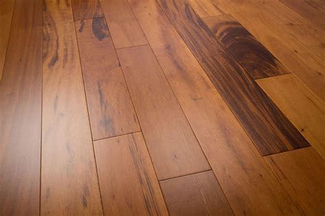 tigerwood hardwood flooring clear
