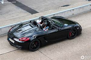 Porsche Boxster 981 : porsche 981 boxster spyder 30 july 2015 autogespot ~ Kayakingforconservation.com Haus und Dekorationen
