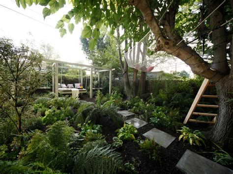 Hammock In The Trees by Garden Retreats Landscaping Ideas And Hardscape Design