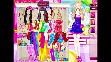 barbie games weneedfun