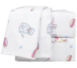 Northern Nights Flannel Sheets