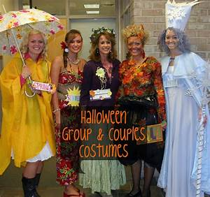 funny group halloween costume ideas
