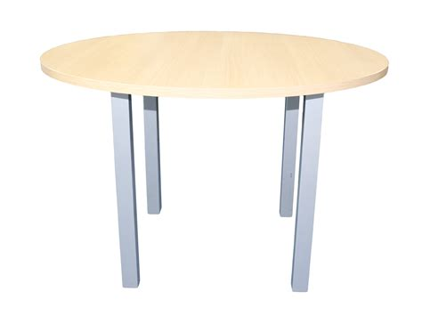 table ronde de bureau table de conférence ronde 4 personnes adopte un bureau