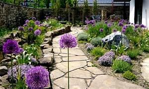 Hang Bepflanzen Bodendecker : splittbeete tipps praktische beispiele f r den garten ~ Lizthompson.info Haus und Dekorationen