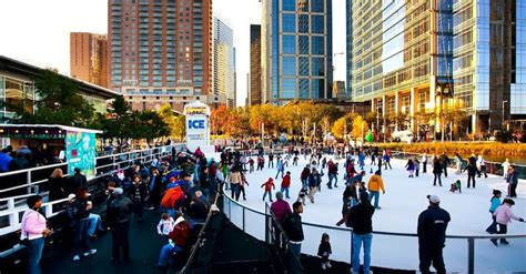 Discovery Green Houston Ice Skating Hours