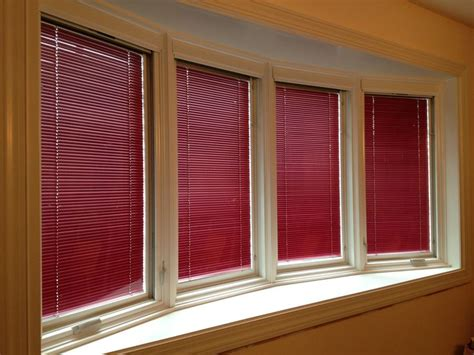 Window Covering Ideas For Bow Windows Window Treatments