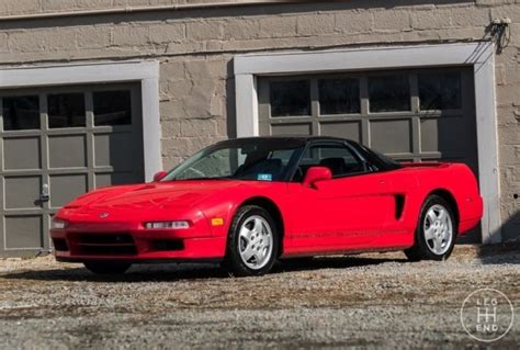 price lowered 1991 acura nsx manual perfect all original