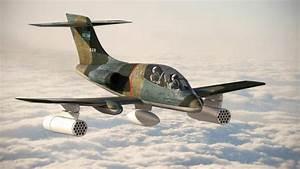 Los IA 58 Pucará a reaccion Zona Militar