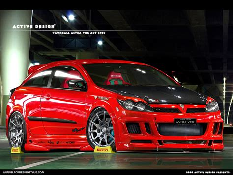 vauxhall astra vxr modified vauxhall astra vxr by active design deviantart com on