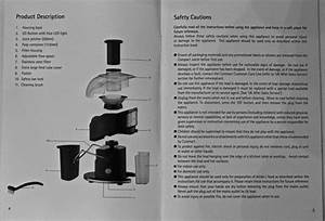 Cuisinart Compact Juicer Review  Demo And User Instructions